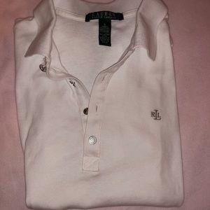 NWOT Ralph Lauren Polo T-Shirt White